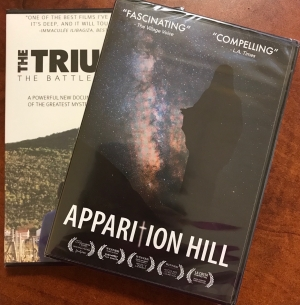 Apparition Hill (DVD) + The Triumph (DVD)
