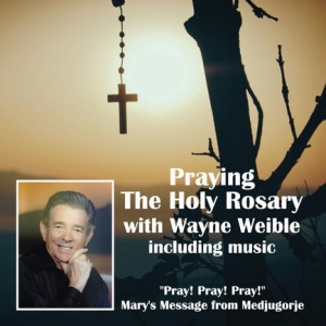 "Order a ""Praying the Holy Rosary"" CD With Your Rosary"