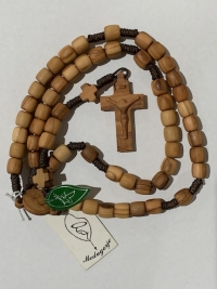 Medjugorje Olive Wood Rosaries